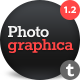 Photographica Tumblr Theme - ThemeForest Item for Sale