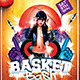 Basketball Bash Flyer - GraphicRiver Item for Sale