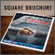 Business Square Brochure - GraphicRiver Item for Sale