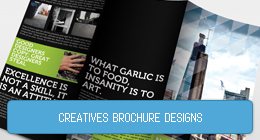 Creatives Brochure Designs