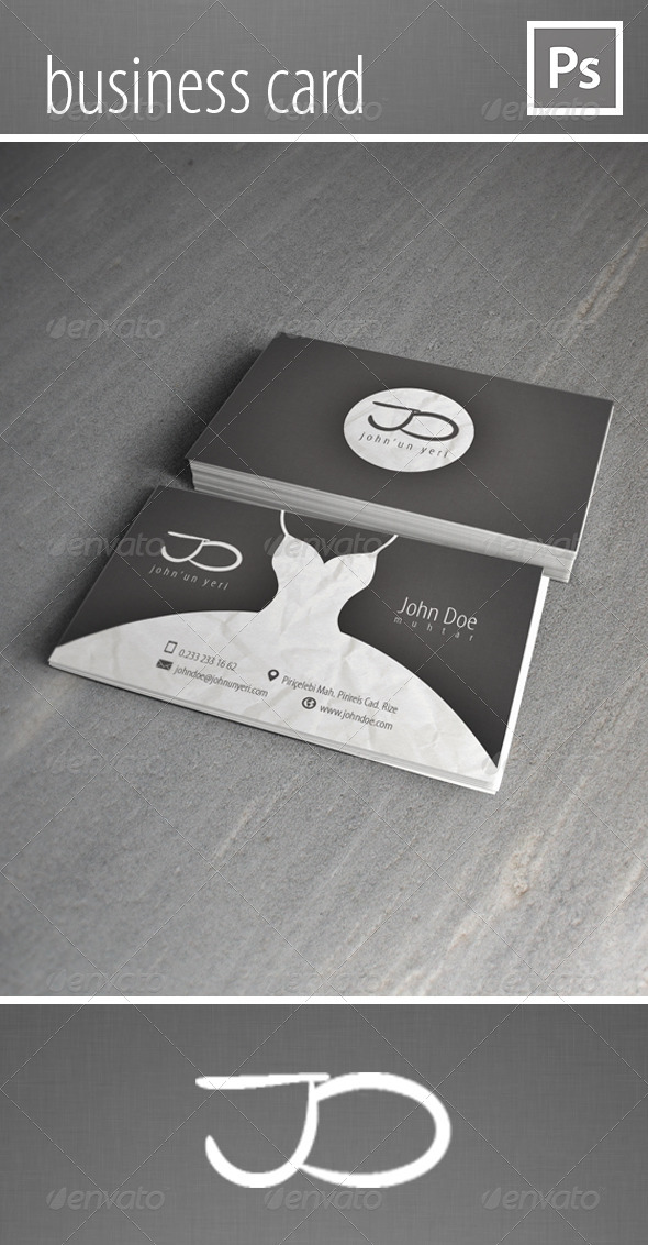 GraphicRiver Business Card 5009907