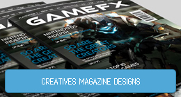 Creatives Magazine Designs
