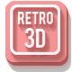 New 3D Retro Creator - GraphicRiver Item for Sale