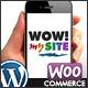 WOW! mySite WordPress Mobile Theme  Free Download