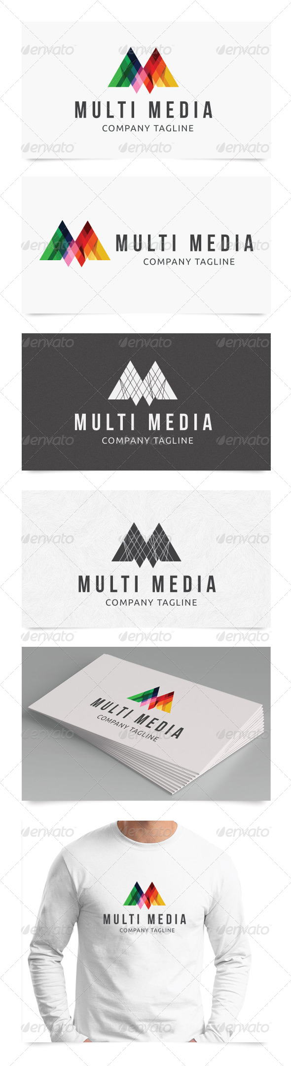 GraphicRiver Multi Media 4983419