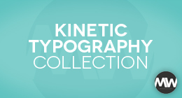 Kinetic Typography Collection