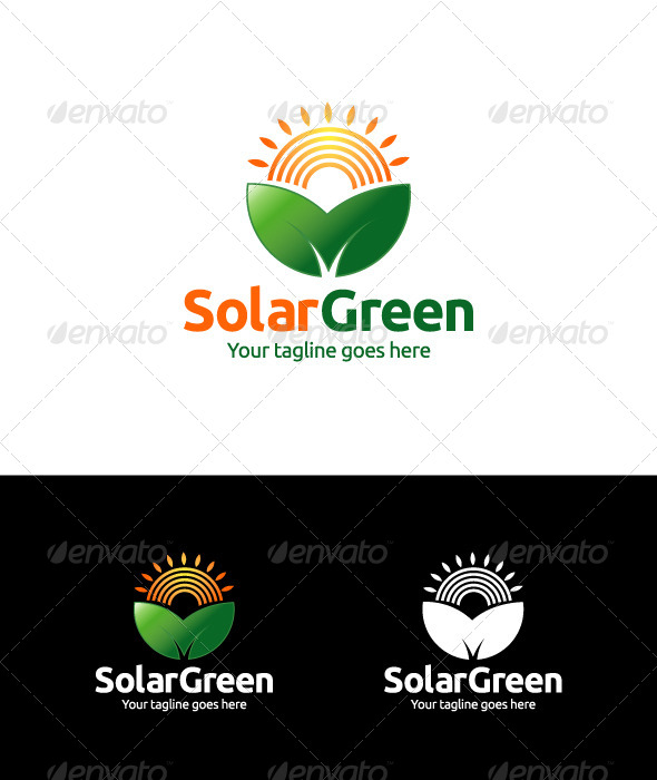 GraphicRiver Solar Green 5002031