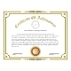 Achievement Certificate - GraphicRiver Item for Sale