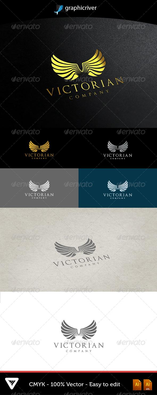 GraphicRiver Victorian Logo 5009006