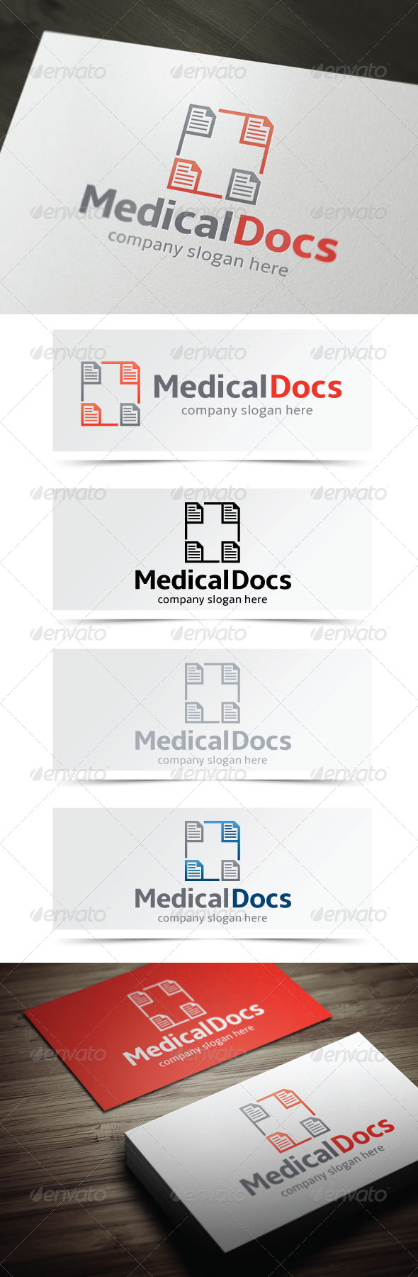 GraphicRiver Medical Docs 5020708