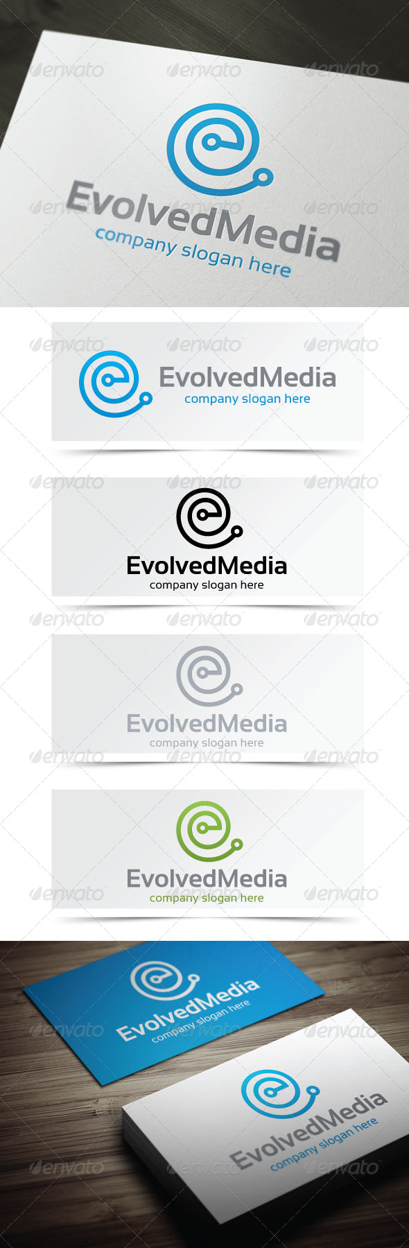 GraphicRiver Evolved Media 5020768