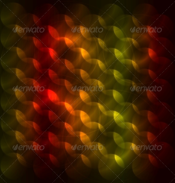 GraphicRiver Abstract Glowing Background 5021003