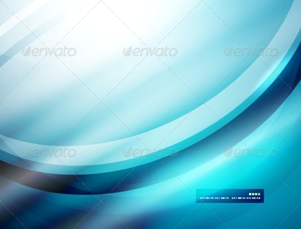 GraphicRiver Blue Business Wave 5024331