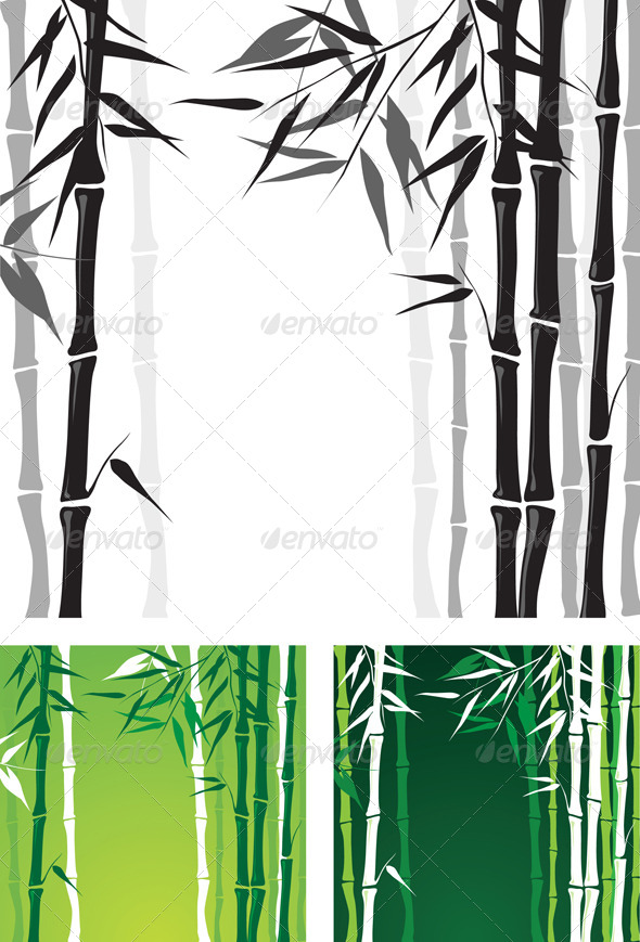 GraphicRiver Bamboo 5024428