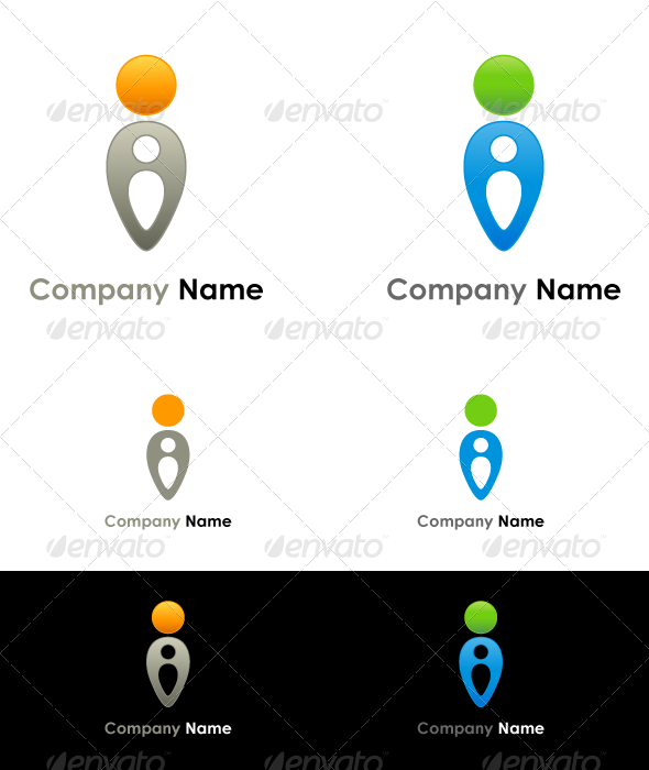 Human Logo - Humans Logo Templates