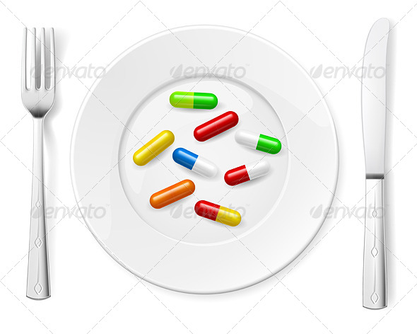 GraphicRiver Medical Pills 5027197
