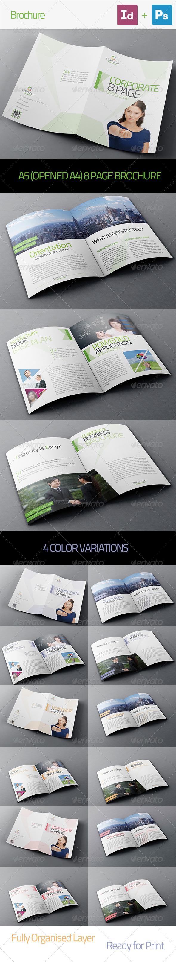 GraphicRiver Brochure 5027199