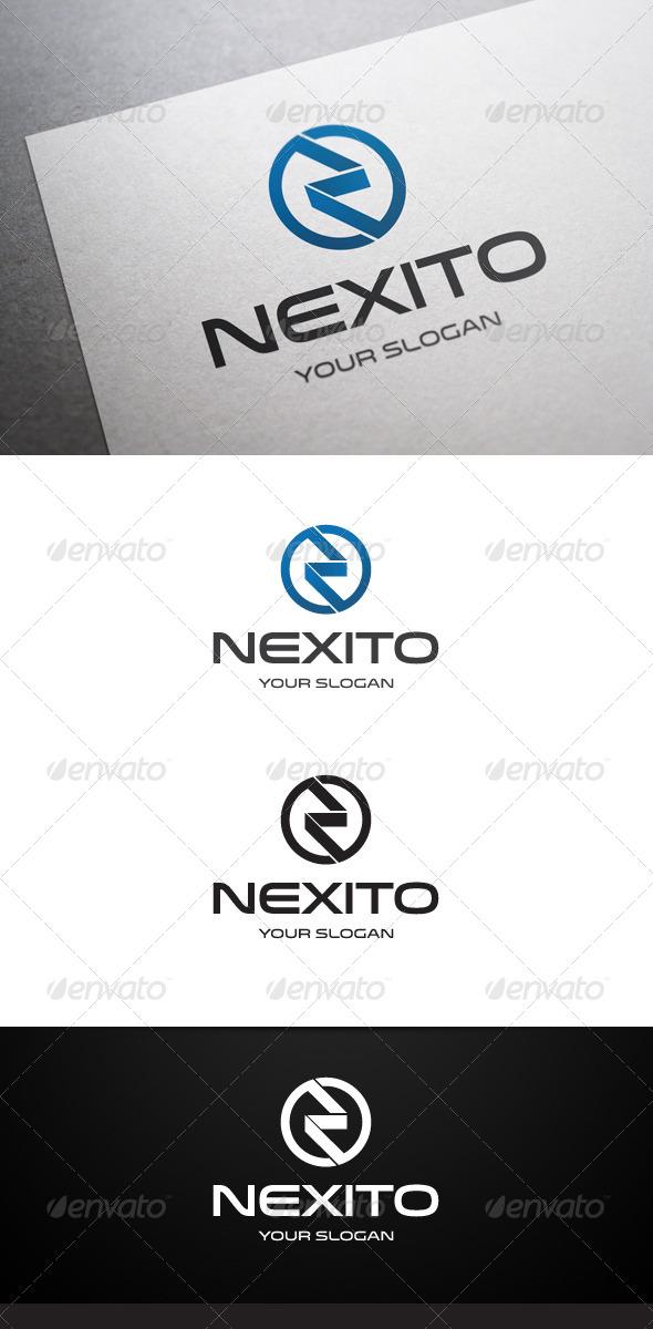 GraphicRiver Nexito N Letter Logo 5027527
