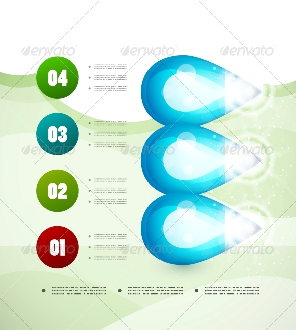 GraphicRiver Option Banner Modern Infographic 5031468