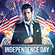 Independence Day Party Flyer Template - GraphicRiver Item for Sale