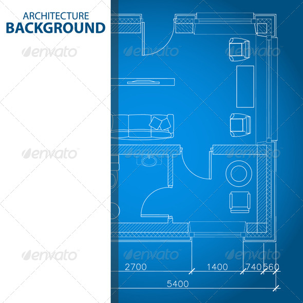 GraphicRiver New Architecture Background 5032723