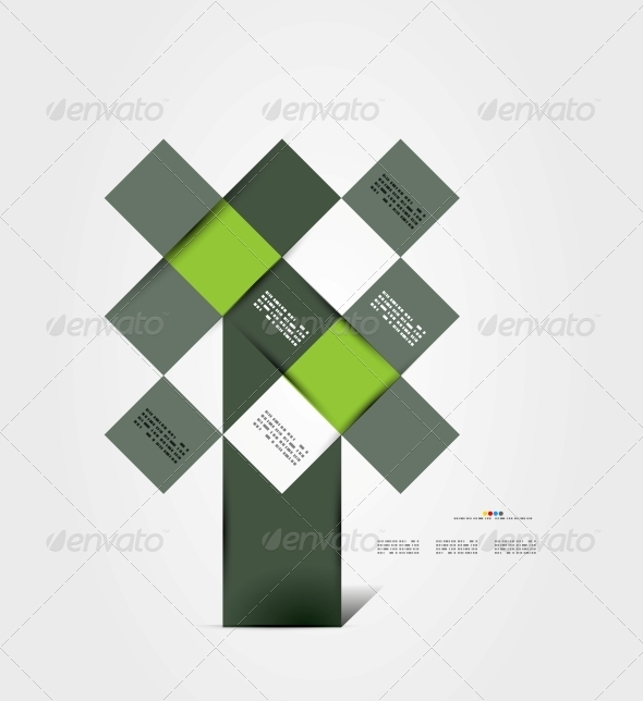 GraphicRiver Modern Geometrical Abstract Template 5035924