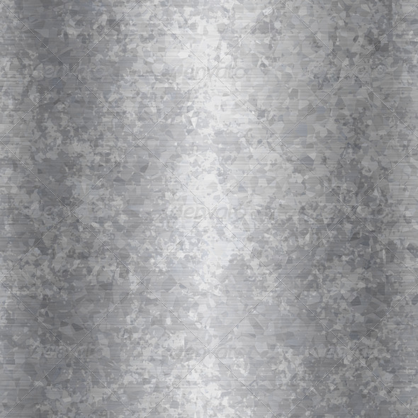 Grunge steel metallic plate - Stock Photo - Images