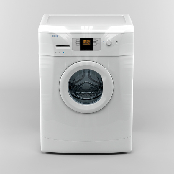 3DOcean Beko washing machine 5039346