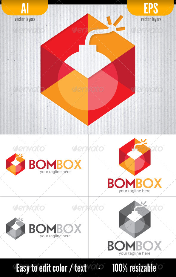 GraphicRiver Bombox 5040063