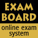 Exam Board - Online Exam Management System - CodeCanyon Item for Sale