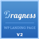 Dragness - Premium WordPress Landing Page - ThemeForest Item for Sale