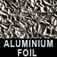Wrinkled Aluminium Foil - GraphicRiver Item for Sale