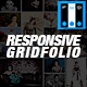 Responsive Gridfolio - CodeCanyon Item for Sale
