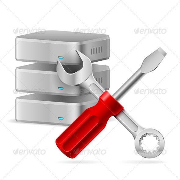 GraphicRiver Database Icon 5043161