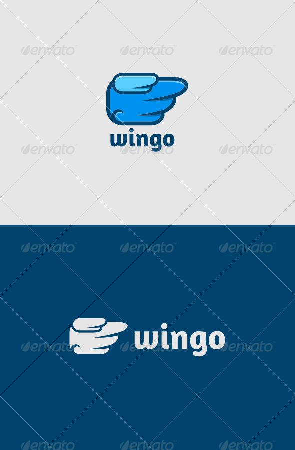 GraphicRiver Wingo Logo 5029219