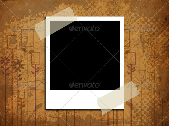 GraphicRiver Vintage Photo Frame 5046594