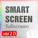 SmartScreen fullscreen responsive Wordpress theme - ThemeForest Item for Sale