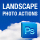 Landscape Booster Actions  - GraphicRiver Item for Sale