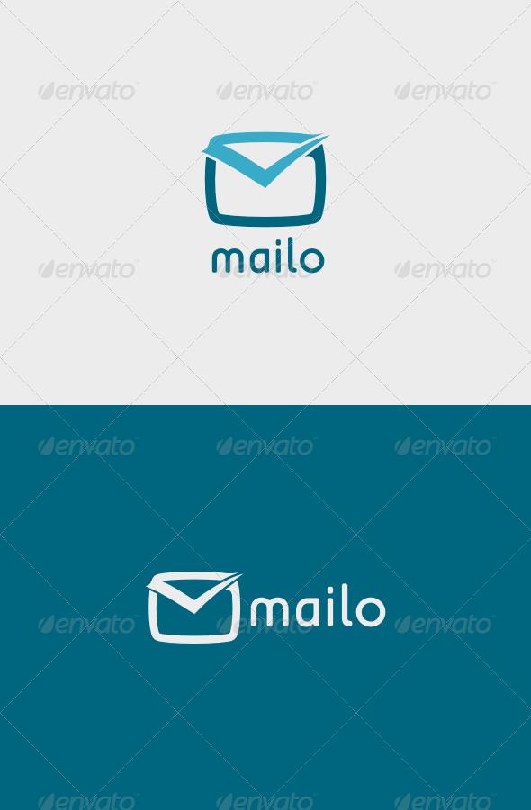 GraphicRiver Mailo Logo 5040918