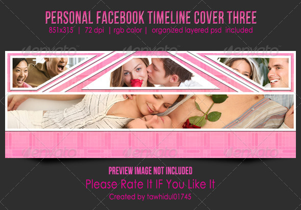 GraphicRiver Personal Fb Timeline Cover 3 5052149