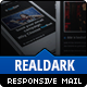 RealDark - Responsive Email Template - ThemeForest Item for Sale