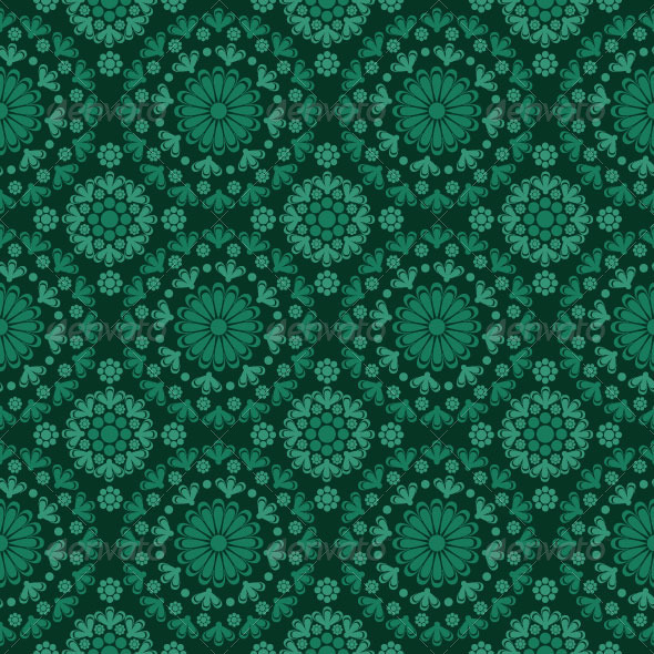GraphicRiver Seamless Classic Pattern 5053894