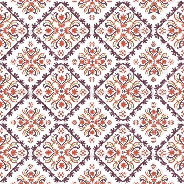 GraphicRiver Seamless Classic Pattern 5053899