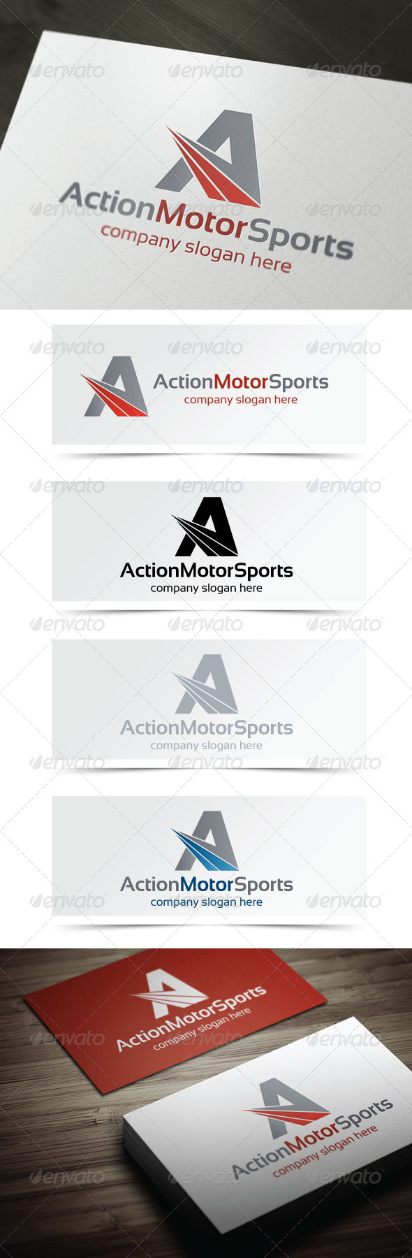 GraphicRiver Action Motor Sports 5054682