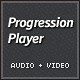 ProgressionPlayer - Responsive Audio/Video Player - CodeCanyon Item for Sale