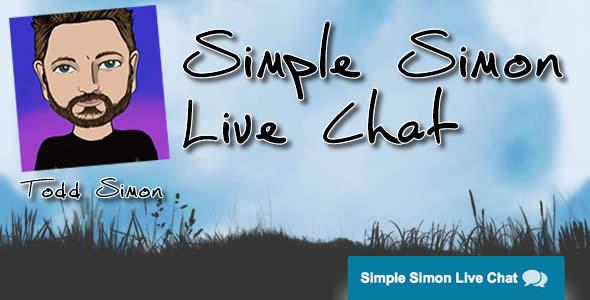 CodeCanyon Simple Simon Live Chat WordPress Plugin 4886293