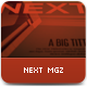 Next MGZ Template - GraphicRiver Item for Sale