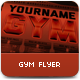 Gym Flyer Poster - GraphicRiver Item for Sale