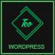 Teo - Responsive Parallax Single Page Theme