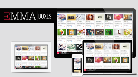 CodeCanyon Emma Boxes 5055002
